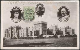 © 1909 - GREAT BRITAIN ********* King Edward VII