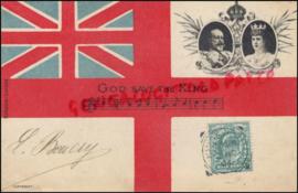 © 1904 - GREAT BRITAIN ********* King Edward VII