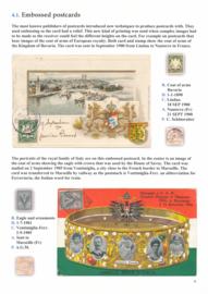 4.1. Embossed postcards
