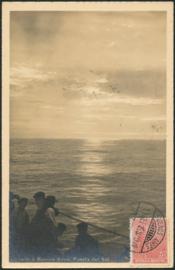 © 1915 ARGENTINA Sunrise sunset