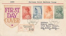 ¤¤¤ 1940 SURINAME Weldadigheid