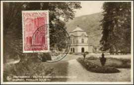 © 1938 LUXEMBOURG Echternach