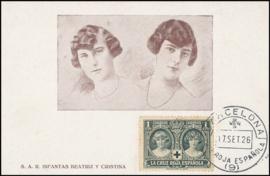 © 1926 - SPAIN - Red Cross
