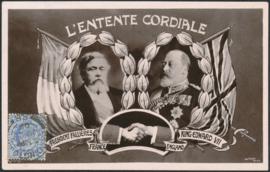 © 1908 - GREAT BRITAIN ********* King Edward VII