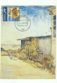 2003 NETHERLANDS Van Gogh