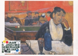 2011 NETHERLANDS Billiards - Gauguin