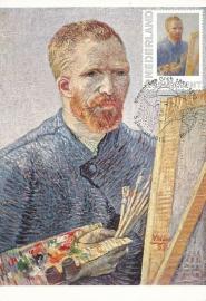 þþþ - van Gogh Zelfportret