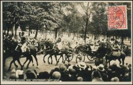 © 1928 NETHERLANDS Queen Wilhelmina