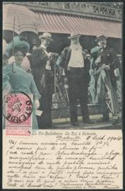 © 1904 - BELGIUM King Leopold II