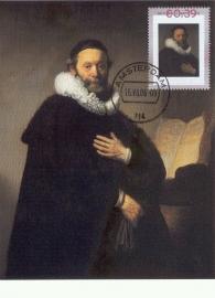 R014 REMBRANDT Johannes Wtenbogaert