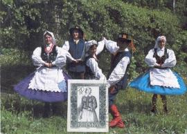 1978 POLAND - Costumes