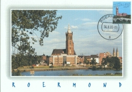 MOOI NEDERLAND 2005 - Roermond Cathedral