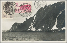 © 1930 - NORWAY Cape North Nordkapp