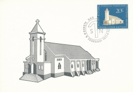 ®® 1971 NVPH 434 NED. ANTILLEN Theresia parochie