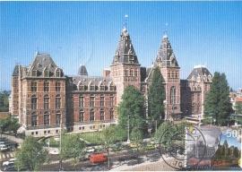 1985 NETHERLANDS Rijksmuseum Amsterdam