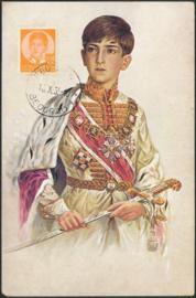 © 1935 YUGOSLAVIA - Prince Peter II