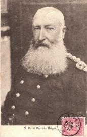 © 1902 - BELGIUM King Leopold II