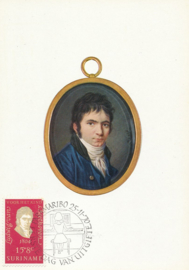 ®®® 1970 - CATA 548 - SURINAME Ludwig von Beethoven