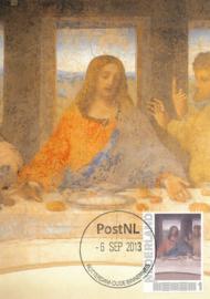 þþ - 2013 Da Vinci The Last Supper detail