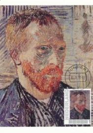 PG019 Van Gogh Self portrait 1887
