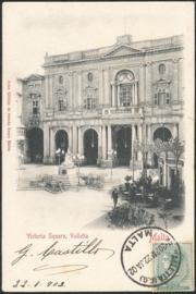 © 1902 - MALTA Queen Victoria