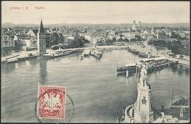 © 1908 - BAVARIA Lion