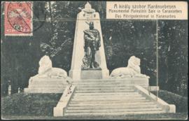 © 1910 - HUNGARY St. Stephen's crown