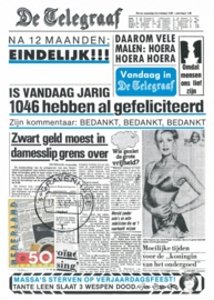 ® 1983 - CATA 1285 Krantenpagina