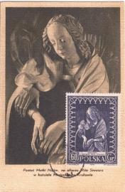 1962 POLAND - Maria - Krakow