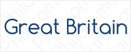 Groot-Brittanië >>>>>>>>>>>>