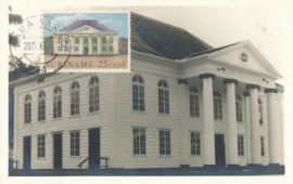 ®®® 1961 - CATA 364 - SURINAME Synagoge