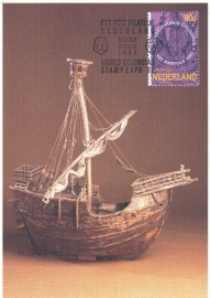 1992 NETHERLANDS Columbus