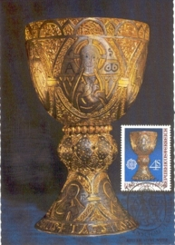 1976 AUSTRIA - Tassillo-kelch Kremsmünster