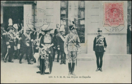 © 1914 - SPAIN - King Alfonso XIII