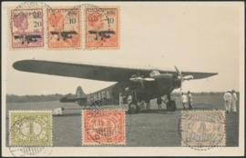 © 1928 NETHERLANDS-INDIES - Airplane