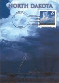 2005 USA -  Clouds Starkweather