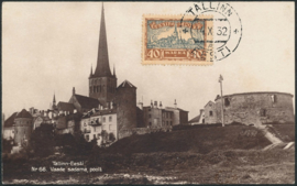 © 1932 - ESTONIA - St. Olaf's Church