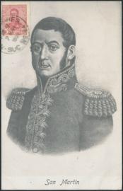 © 1909 ARGENTINA General San Martin