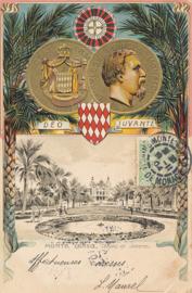 © 1904 - MONACO Prince Albert I