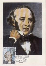1979 MONACO - Mail Sir Rowland Hill