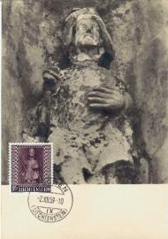 1959 LIECHTENSTEIN Sculpture
