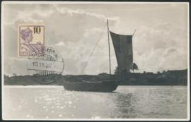 ®®®® 1937 - CATA 229 NED-INDIË Scheepje