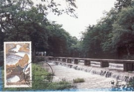 1998 CHINA - Sluice Ling canal