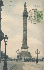 © 1907 - BELGIUM Coat of arms