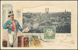 © 1902 - BAVARIA Coat of arms