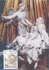 1982 VATICAN - Bernini Santa Teresa