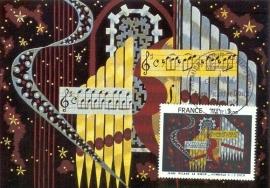 1980 FRANCE - Music Hommage á Bach