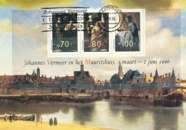 ® 1996 - CATA 1667 Gezicht op Delft