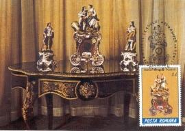 1968 ROMANIA - Clock Horloge