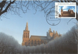 2011 NETHERLANDS Den Bosch St. John Cathedral